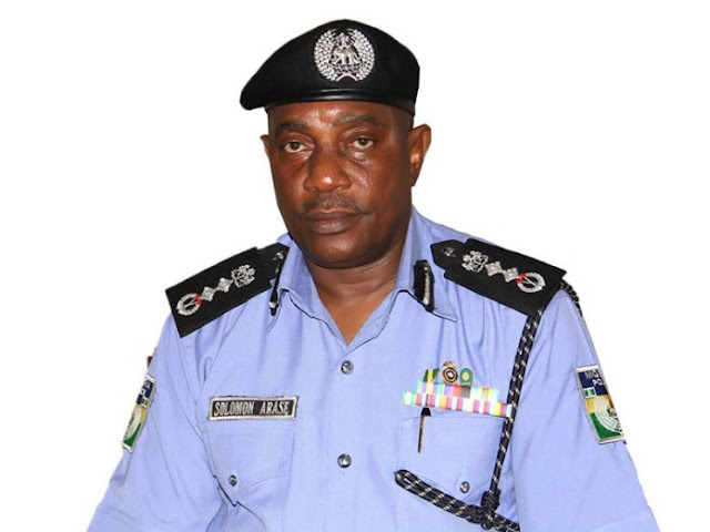 Arase: 317,000 Police Officers Can't Secure 170m Populace