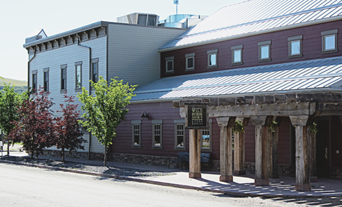 Rosebud Theatre Alberta