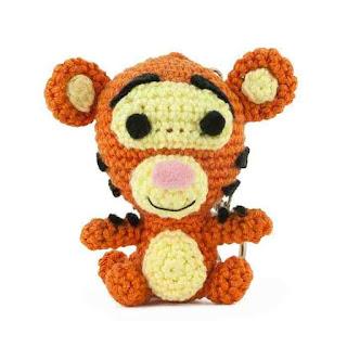 tigger crochet pattern