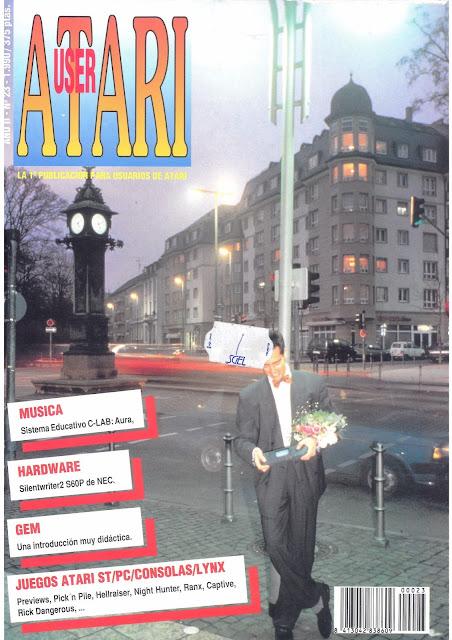 Atari User #23 (23)