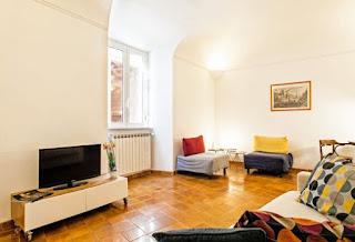 Alugar apartamento ROma 8 - Apartamento para alugar em Trastevere