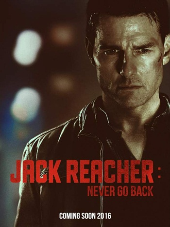 Jack Reacher Never Go Back 2016 English HDCAM x264 750MB