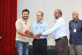 Iraivi Team Pos at 14th Chennai International Film Festival Event  0006.jpg