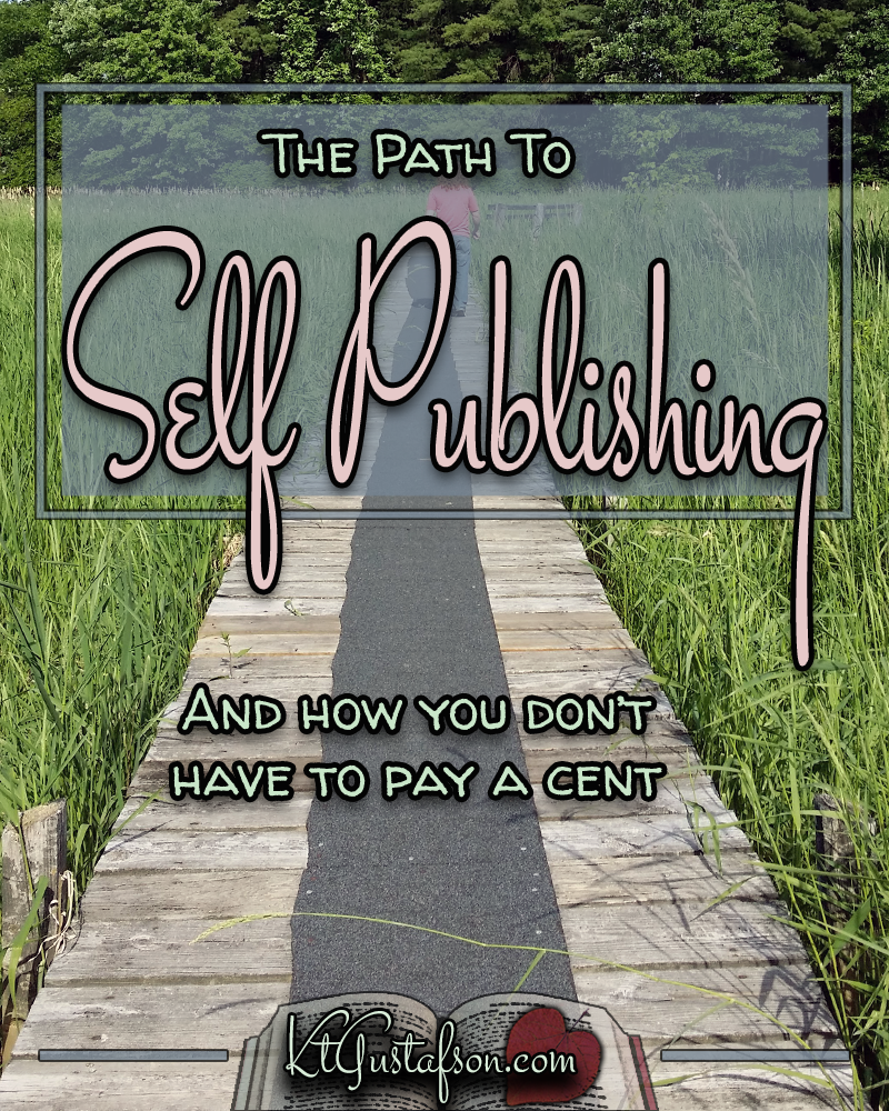 self publish an ebook for free