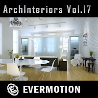 Evermotion Archinteriors vol.17 室內3D模型第17季下載