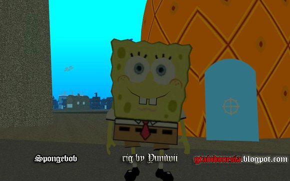 GTA San Andreas Spongebob - GTA Modding: GTA 3, GTA Vice