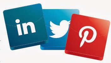 Pinterest dan LinkedIn Kalahkan Twitter