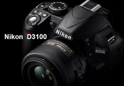 Spesifikasi dan Harga Kamera Nikon D3100 Tahun 2015