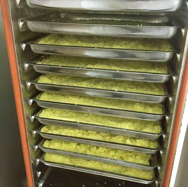 Khả năng hấp xôi trên tủ nấu cơm Bep36