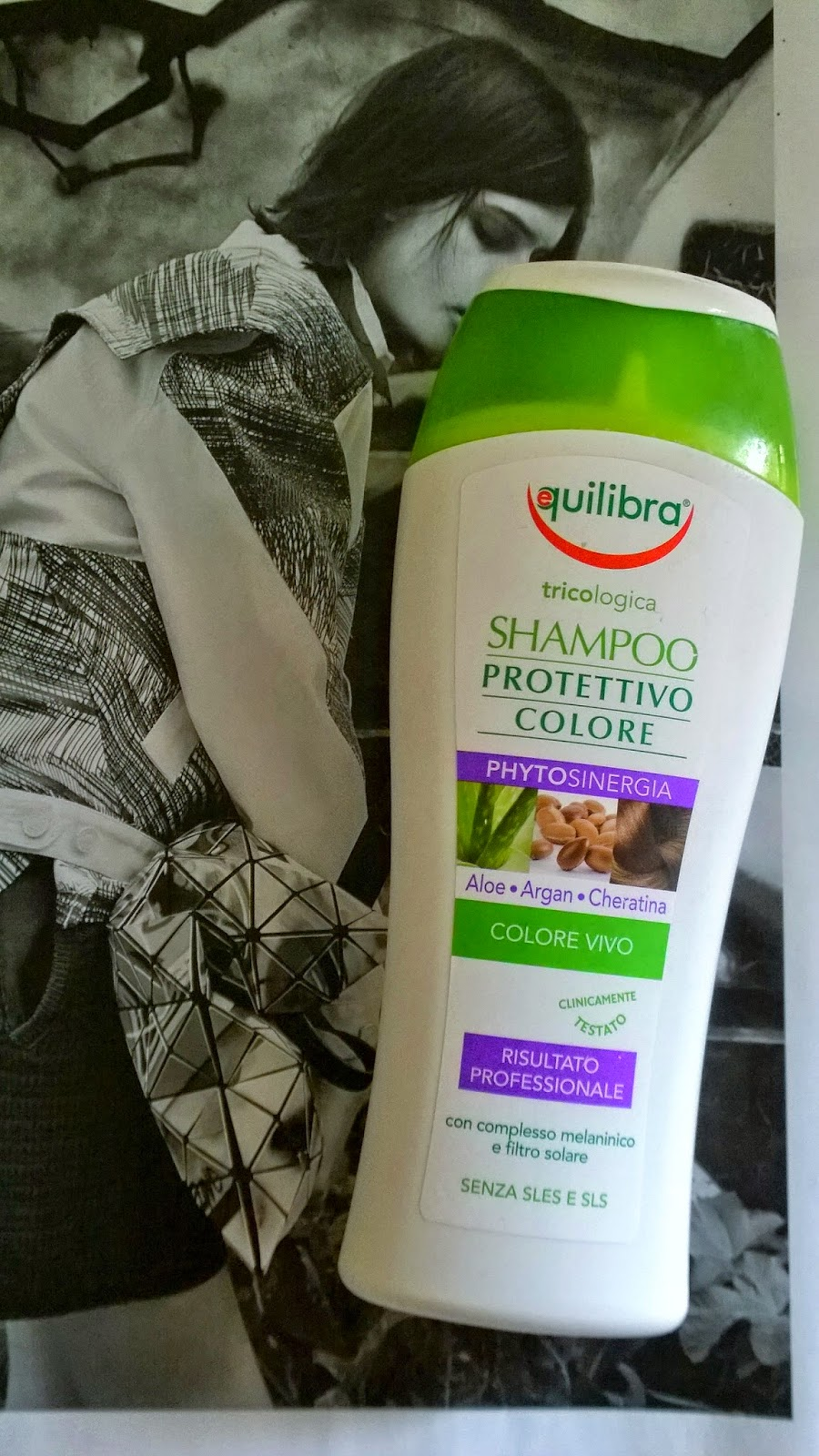 Shampoo Equilibra Prottetivo Colore