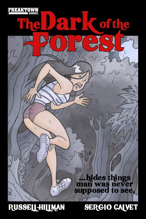 The Dark Forest Cover