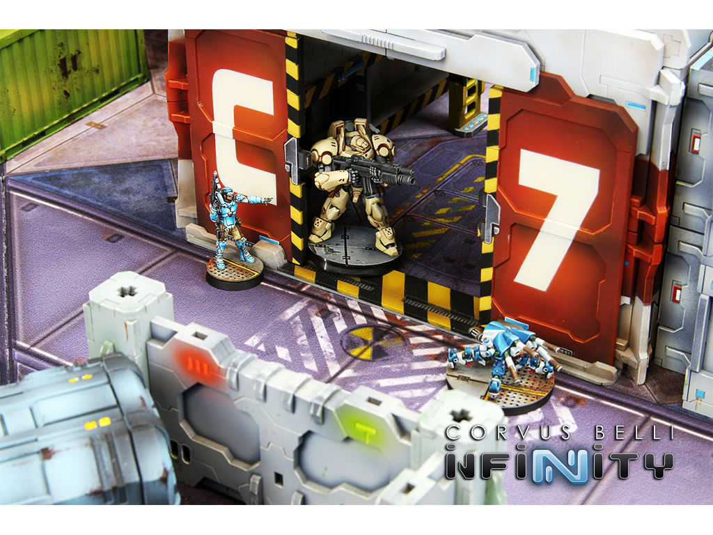 Wargame News And Terrain Micro Art Studio New Infinity