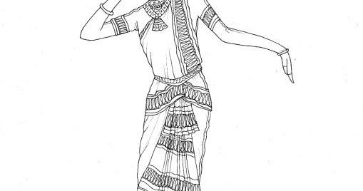 Delwyn Remedios Bharatanatyam Girl 2