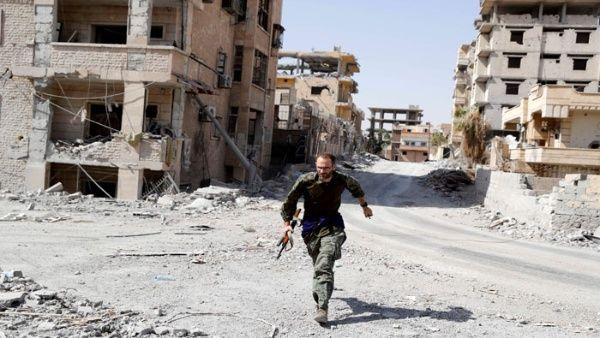 Coalición de EE.UU. finge combatir a Daesh en Iraq, dice Rusia