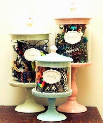 designing life: Jewelry Organizing