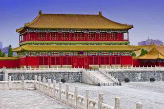 تحضير نص بلاد الصين