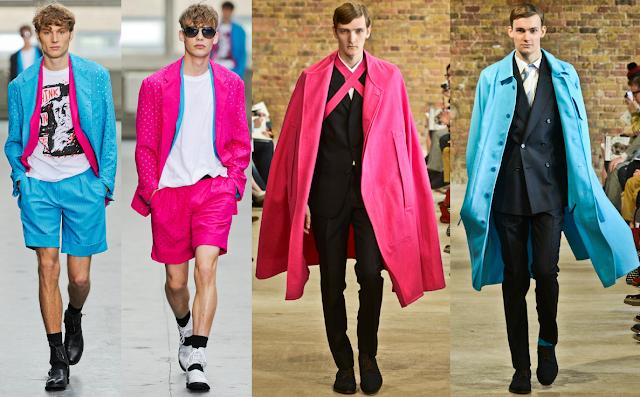 Topman and E.Tautz Spring Summer 2013 London Men's Fashion Week