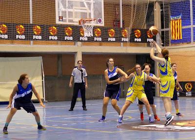 REPORTAJE: El CB Toxiria en el Campeonato de Andalucía Sénior Femenino de Punta Umbría (2017)