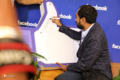 Krish ,Shreya at FB Office-thumbnail-2