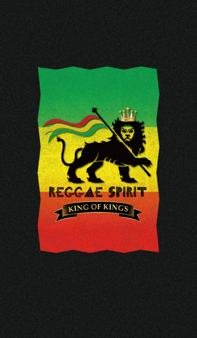 REGGAE SPIRIT ''KING OF KINGS'' -ver.2-
