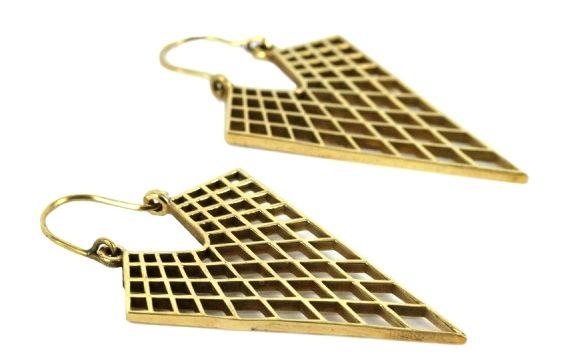 Boucles d'oreilles Empire en or - Bijoux Chérie - Blog