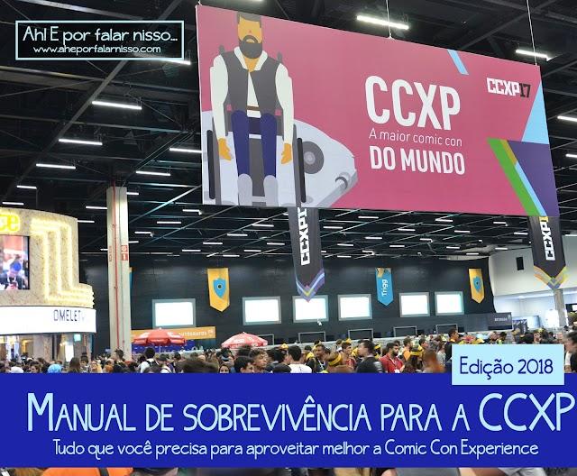 Está pronto para a CCXP 2018?