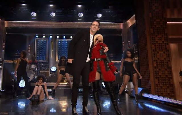 WATCH: G-Eazy & Cardi B Perform 'No Limit' on Jimmy Fallon