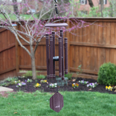 Enter the QMT Arabesque Windchime Giveaway. Ends 3/14