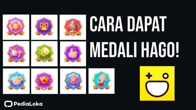 Cara Mendapatkan Medali di Game Hago