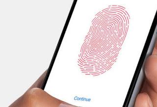 lettore impronte digitale