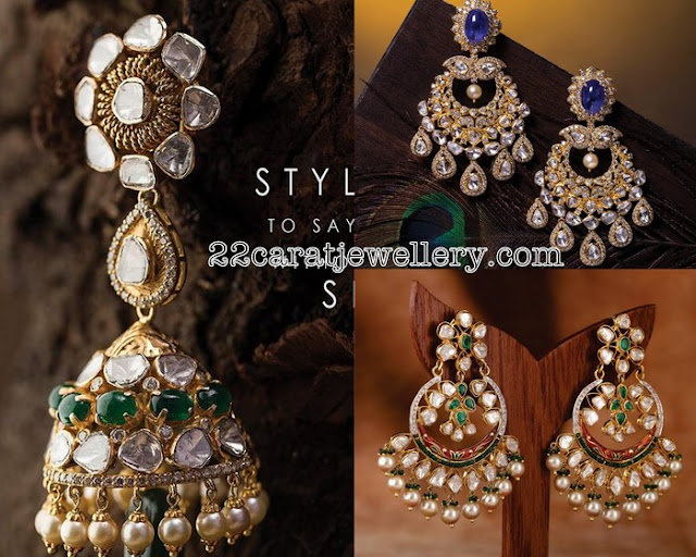 Exclusive Earrings By Achal Jewels