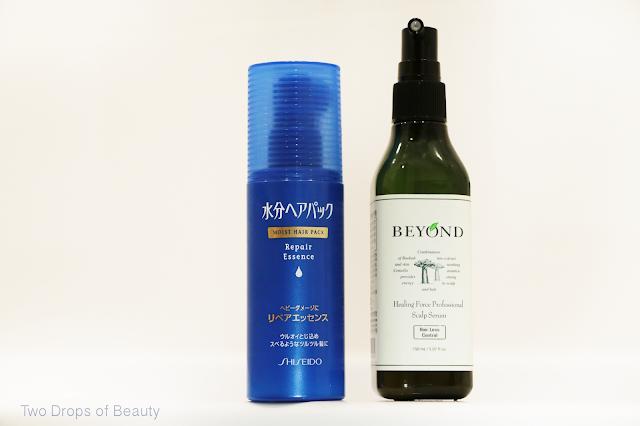 косметические разочарования, средства для волос, shiseido, beyond