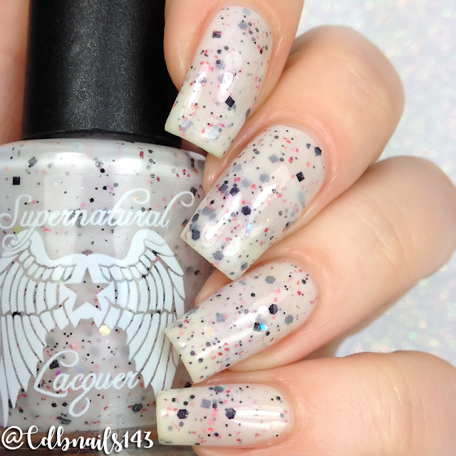 Supernatural Lacquer-The Devil Wears Spots