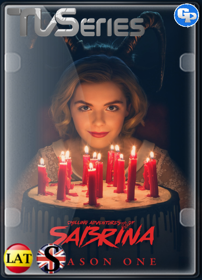 Las Escalofriantes Aventuras De Sabrina (Temporada 1) HD 1080P LATINO/INGLES