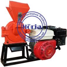 mesin disk mill bahan besi kapasitas 500 kg/jam