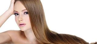rambut lurus tanpa smoothing