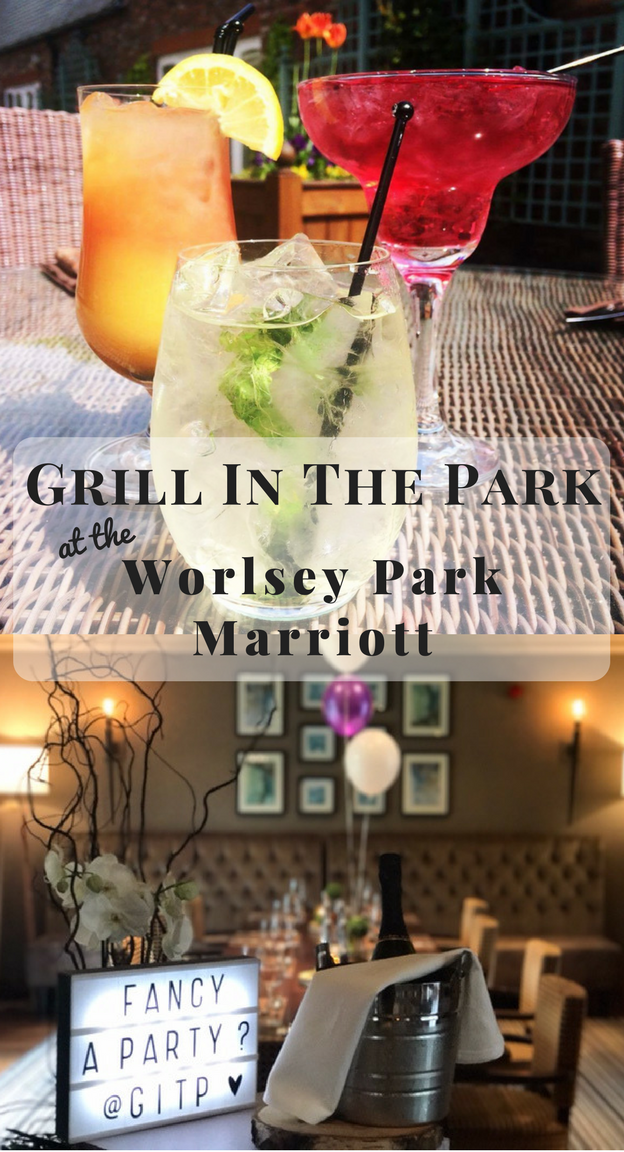 Grill in the Park at the Worsley Park Marriott Hotel & Country Club