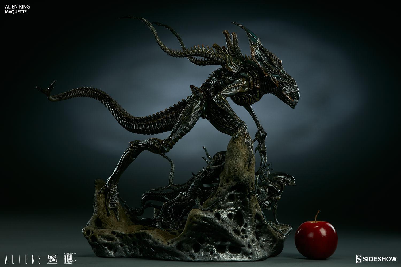 Aliens - 30 ans - Neca (et autres) - Page 2 Alien-King-Maquette-Sideshow-004