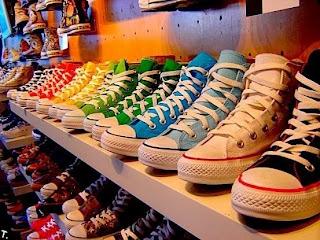 Tenis Converse de colores