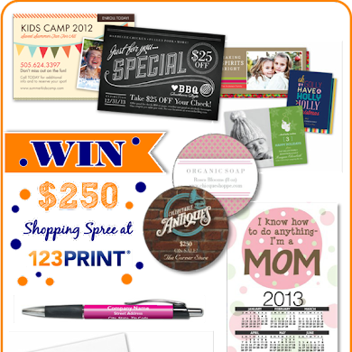 Giveaway | $250 Shopping Spree Paper Goods