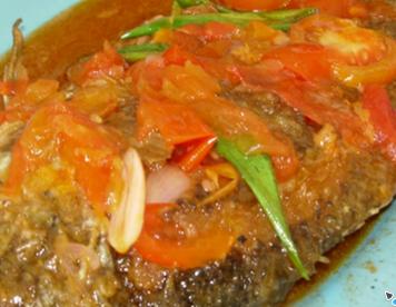 resep masakan ikan kembung asam manis