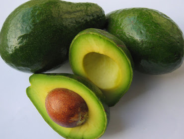 mascara capilar de abacate
