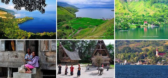 Danau Toba Tempat Wisata di Sumatera Utara