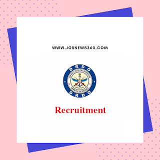 DRDO CVRDE Chennai Recruitment 2019 for JRF posts (4 Vacancies)