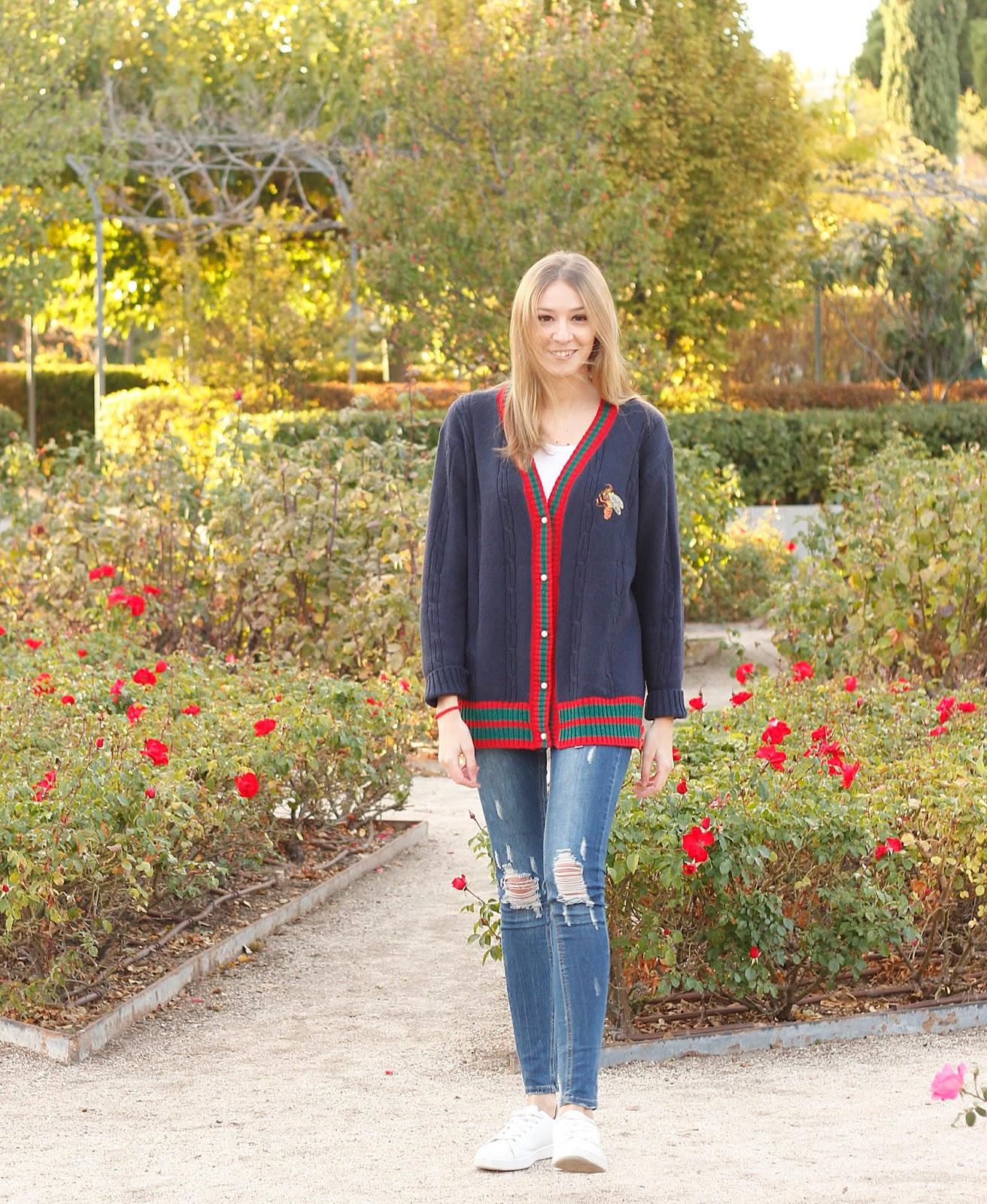 gucci-knitwear-jacket-bee
