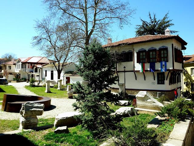itinerario bulgaria