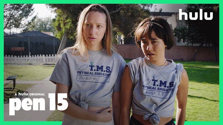 PEN15 - Season 2 - Date Announcement Promo