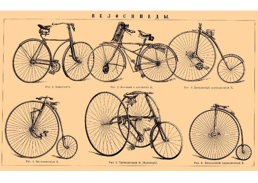 Ciclismo historia