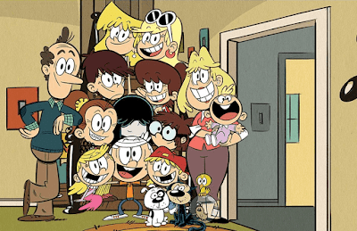 0a9c6eab28 Things are going to get LOUD this February half-term when Nicktoons UK    Ireland premieres more brand-new episodes of Nickelodeon s hit animated  series The ...