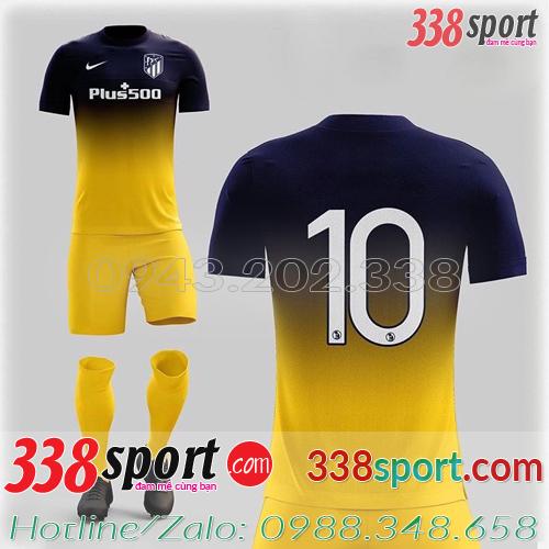 Áo bóng đá tự thiết kế đẹp mã 21